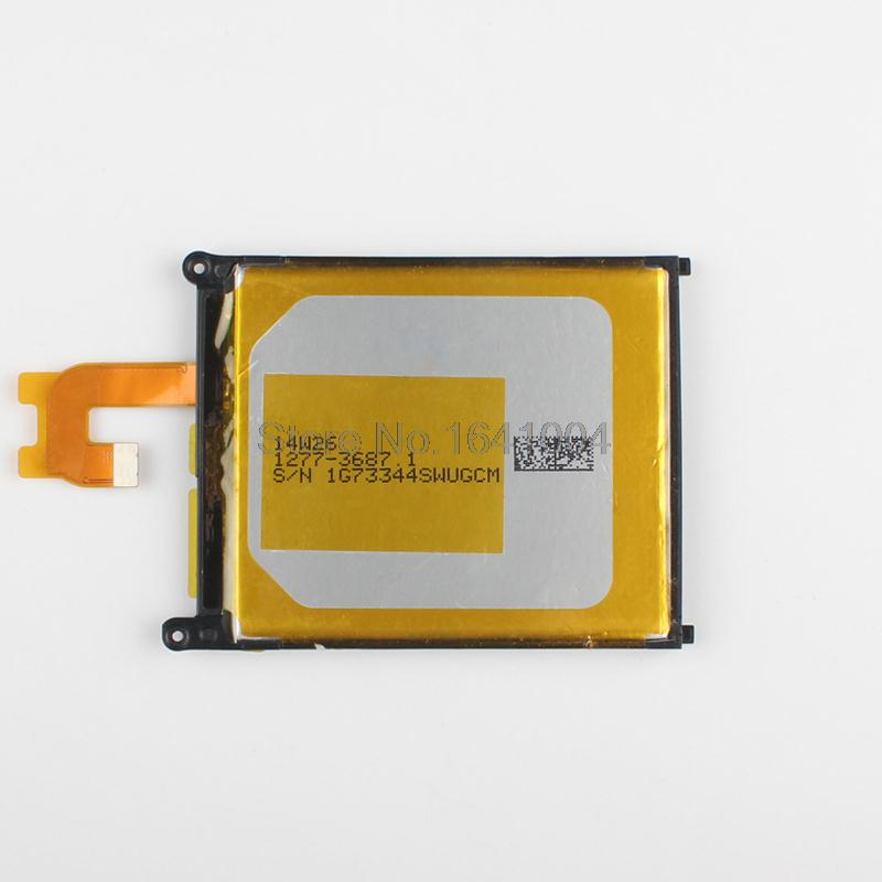 100 Original Replacement Battery For Sony Xperia Z2 L50w Sirius SO 03 D6503 D6502 3200mAh