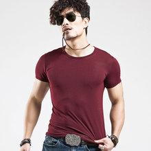 2019 MRMT marque vêtements 10 couleurs hommes T-shirt Fitness T-shirts hommes col en V homme T-shirt pour hommes T-shirts S-5XL livraison gratuite(China)