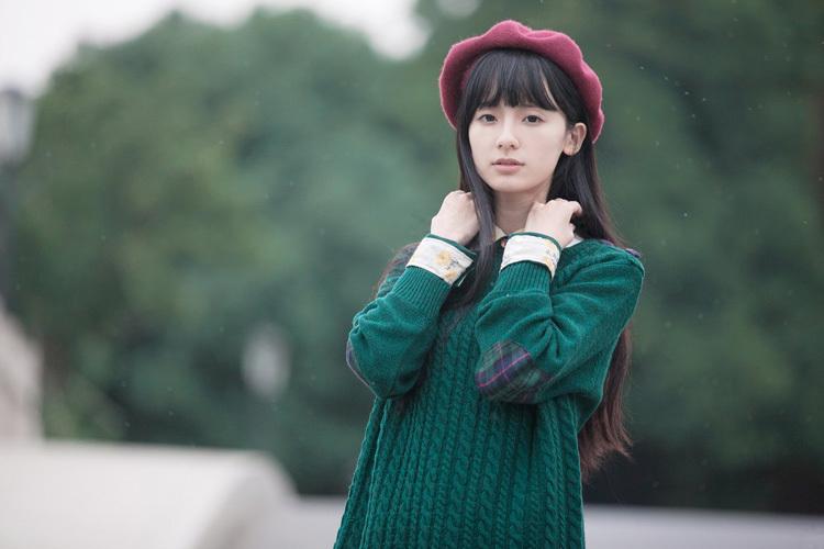 Fashion Retro Warm Winter Women Ladies Casual Beret Cap Comfy Stylish Wool Hats Royal Blue/Pink/Black/Red/Light Blue/Light Grey(China (Mainland))