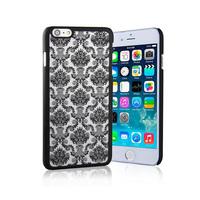 電話ケース の ため の アップル iphone 6 ケース 4.7 インチ iphone6 プラス ケース 5.5 インチ ヴィンテージ花柄ファッション高級電話バック カバー