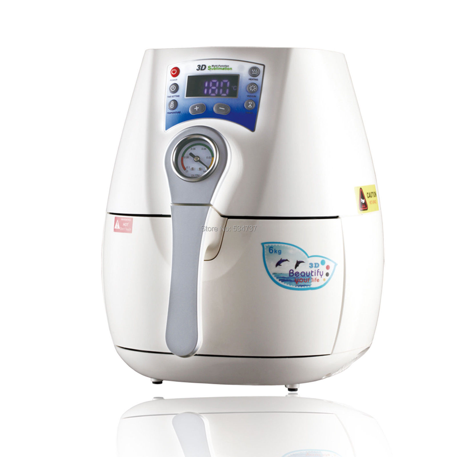 Vacuum Printer,3D Photo Heating Printer,MINI Sublimation Transfer Printer(China (Mainland))