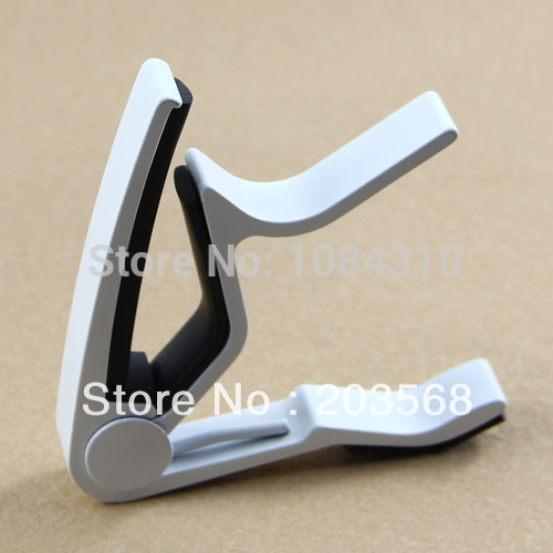Popular Guitar Trigger Capo Acoustic Electric Single-Handed Tune Quick Change(China (Mainland))