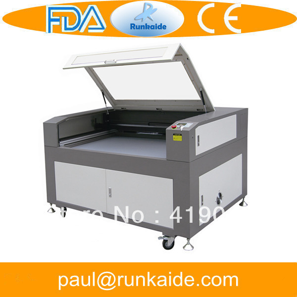 High speed plywood laser cutting machine kd on