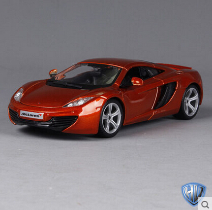 McLaren MP4-12C Bburago 1:24 Alloy simulation alloy car model gift Furious 7 Supercar Classic cars  toy  RED<br><br>Aliexpress