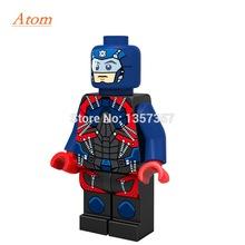 Single Sale Minifigures Individually Sale Marvel Super Hero Avengers Iron Man Batman Building Blocks Sets Model Toys legoelieds(China (Mainland))