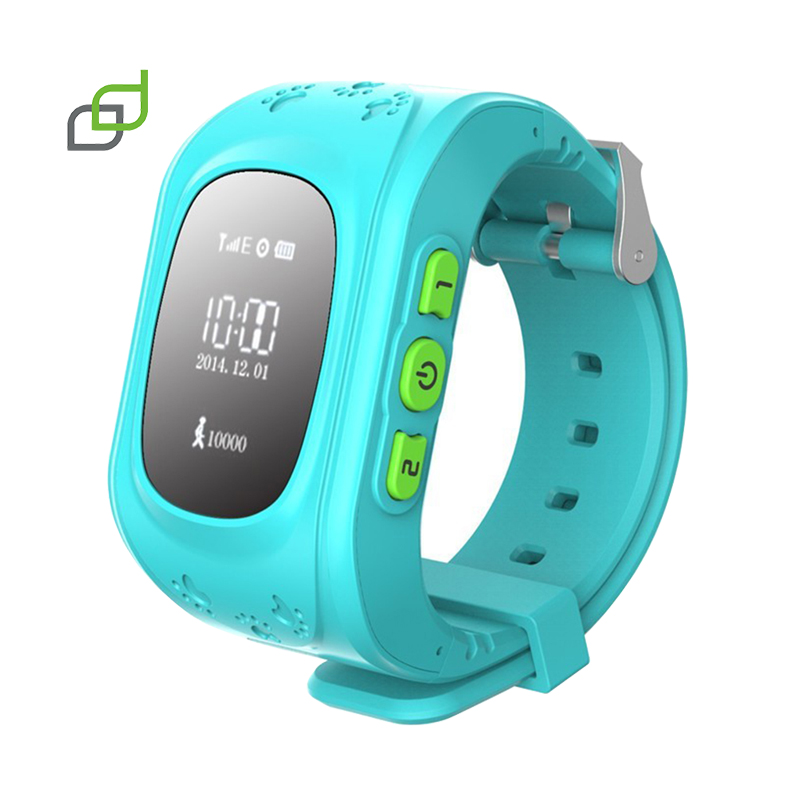 Kid GPS Tracker Smart Watch K01 Location Finder Locator Child Anti Lost Monitor Baby Gift Orologio