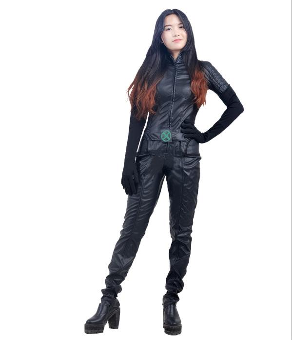 X Men Rogue Cosplay Halloween Costumes