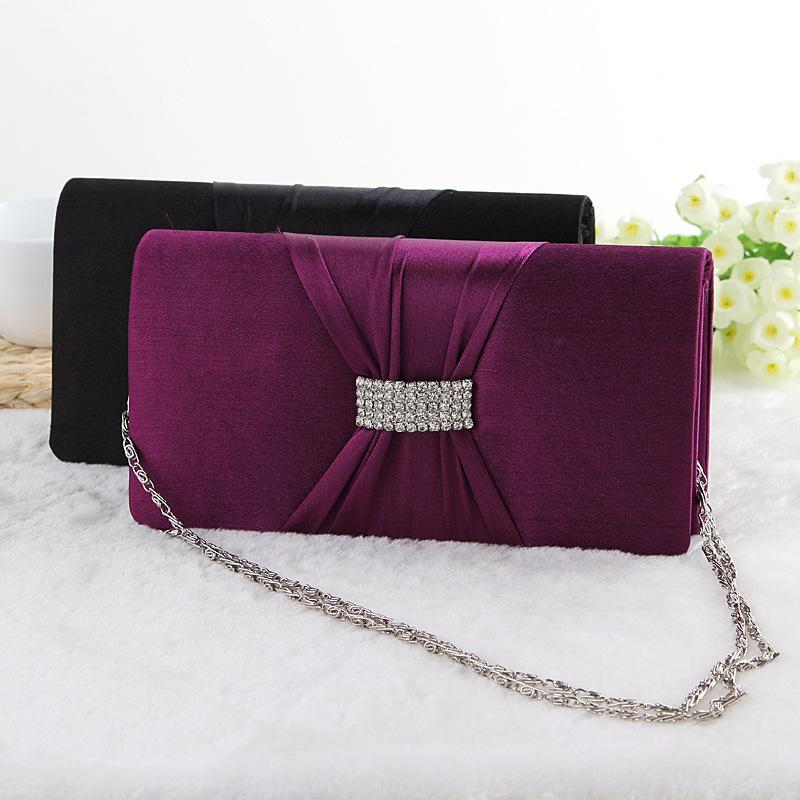 2014 New Handbag Shoulder Bag Wedding Party Package Messenger Packet Handbag Chain Fashion Career Women Evening Bags