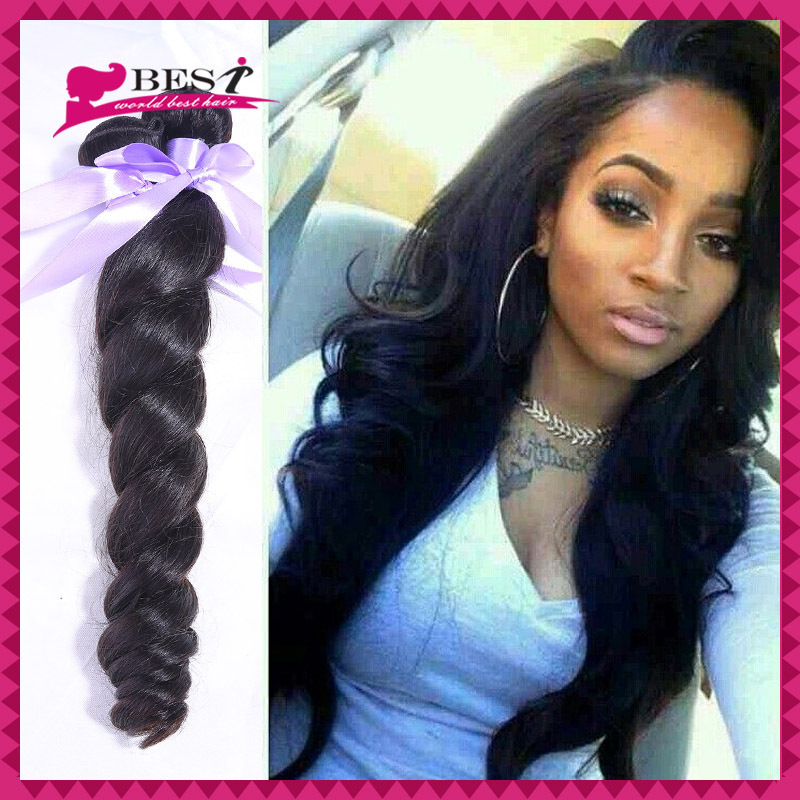 Human Hair Weave Brand Names Remy Indian Hair