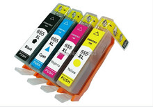 Full ink FOR HP655 XL 655 655XL compatible ink cartridge For HP Deskjet 3525/4615/4625/5525/6520/6525 Printer with chip Europe