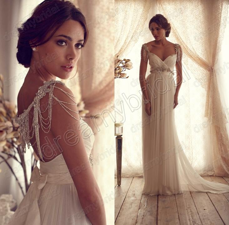 Summer Wedding Garden Dress
