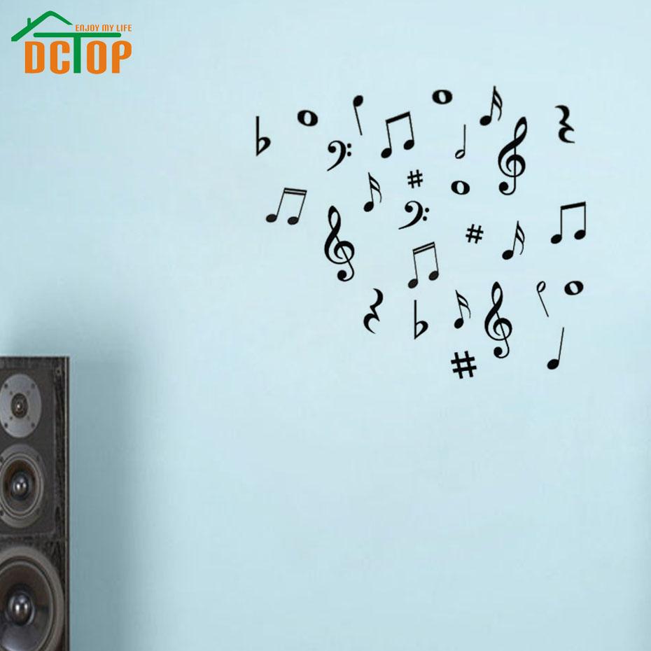 Achetez en Gros papier peint notes de musique en Ligne à ...