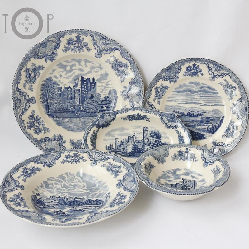 Compra johnson brothers porcelain online al por mayor de china mayoristas de johnson brothers - Johnson brothers vajilla ...