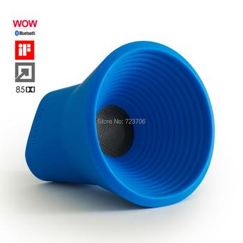 Высокое качество мини силиконовые Wow профессиональный портативный беспроводной bluetooth-спикер дб динамик конфеты открытый Kakkoii колонки
