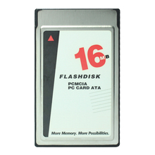 PCMCIA Card 16MB FLASHDISK PCMCIA PC CARD ATA Flash Card(China (Mainland))