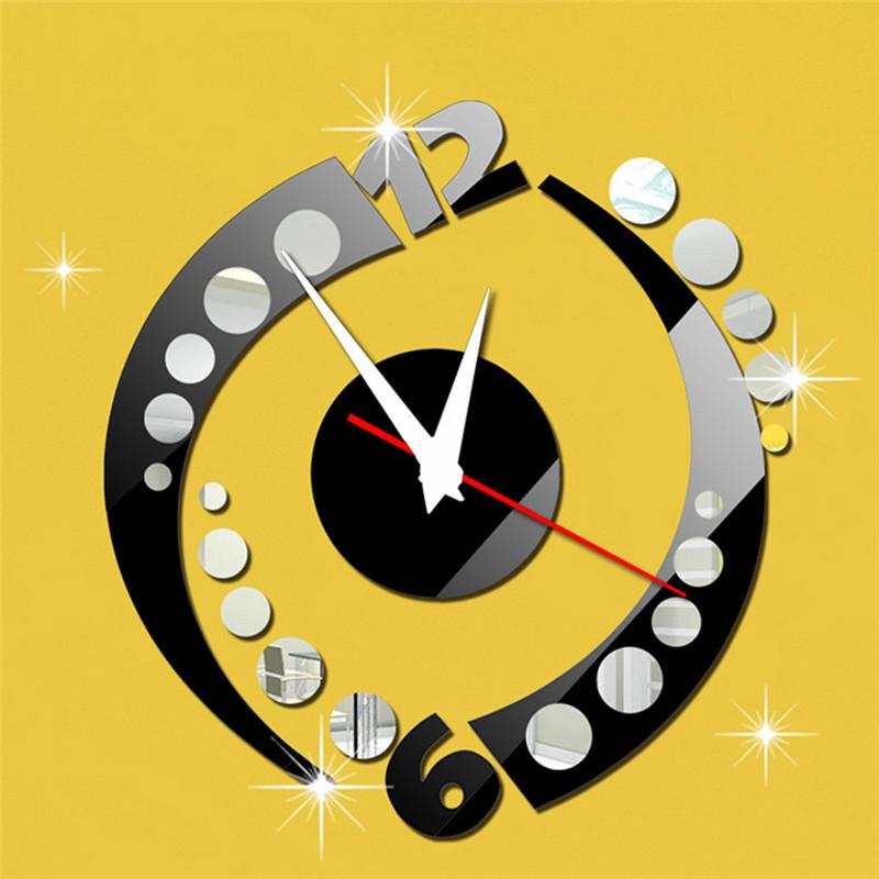 Orologi da muro particolari giftgarden orologio da parete for Piani artistici di stile di arti e mestieri