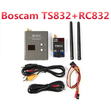 Boscam TS832+RC832 FPV 5.8Ghz 32CH 600mw Wireless AV TS832 Transmitter and RC832 Receiver