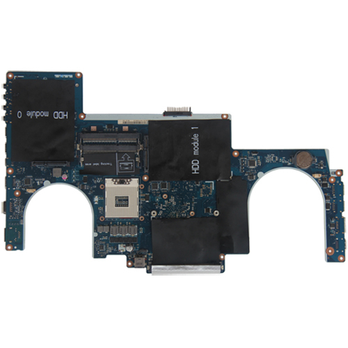 For Dell Alienware M17x R4 LA-8341P THTXT 0THTXT CN-0THTXT laptop motherboard for intel cpu perfect condition(China (Mainland))