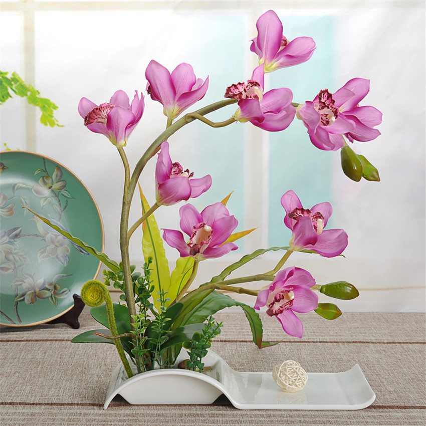 Image gallery orchard flowers artificial Artificial flower decoration for home