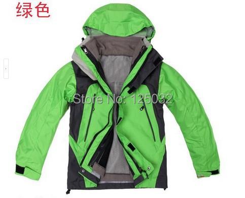 Winter brand Children jacket Outdoor suit snowboard Windproof Sportwear Outerwear Coats kid's Skiing Jackets boys girls - yixiaoerguo's store