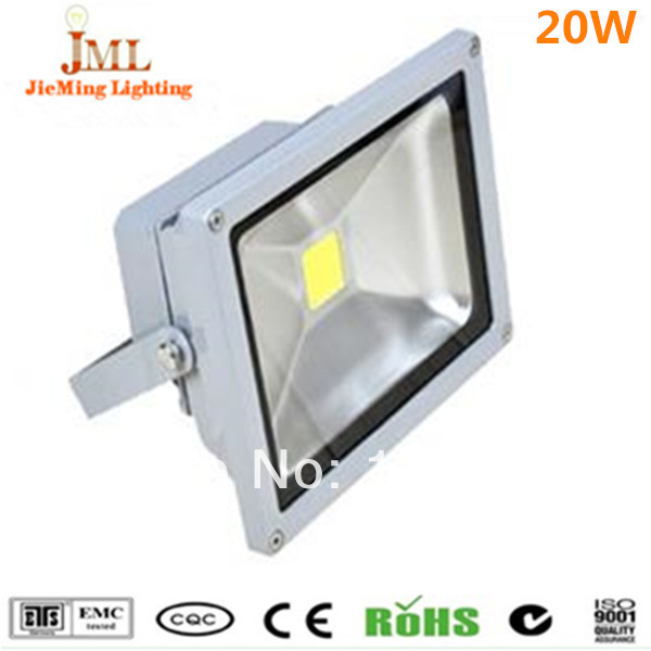 led floodlight/ lamp 20W  factory IP65 3 YEARS warranty outdoor lighting<br><br>Aliexpress