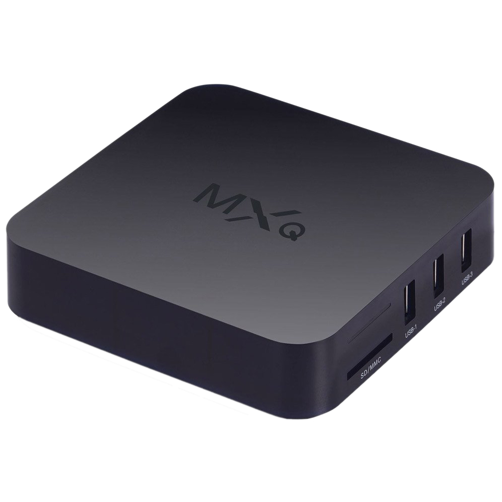 HD18Q Smart TV Box Player Android 4.4 Amlogic S805 Quad Core H.265 1G/8GB XBMC DLNA Miracast<br><br>Aliexpress