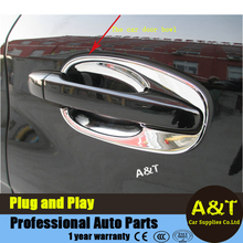 Buy Chrome door bowl cover trim Fit 2013 2014 2015 Forester high chrome stickers trim car styling 8 pcs Car Accessories for $19.02 in AliExpress store