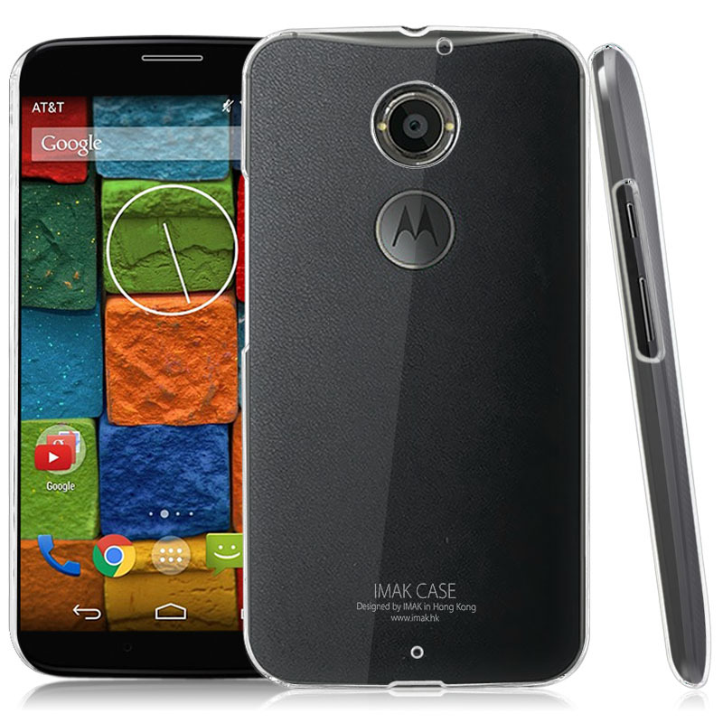 Ultra Slim Crystal Hard Plastic Case for Motorola Moto X 2014 XT1097 Transparent Clear Cover Shell for Motorola Moto X2 2nd Gen(China (Mainland))