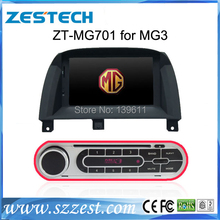 ZESTECH Car Stereo Navigation Satnav GPS auto parts dvd player for ROEWE MG3