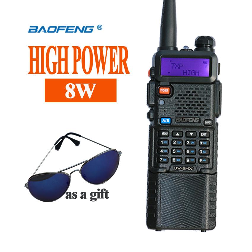baofeng walkie talkie 8HX,