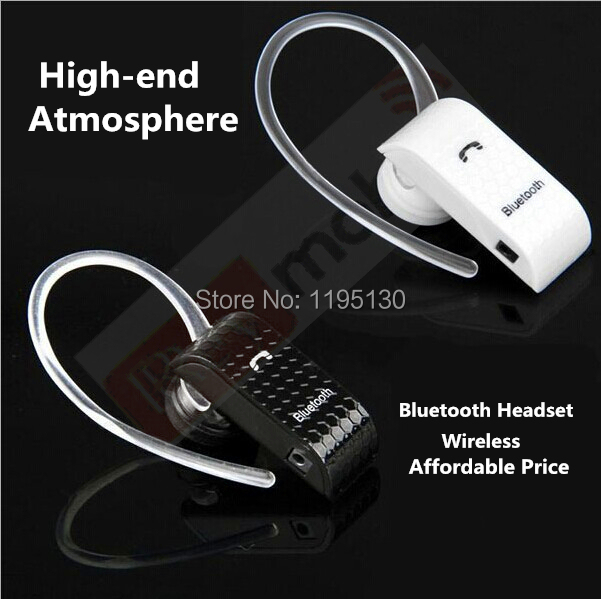 2015 New Bluetooth Headset Earphone Universal Noise Canceling Bluetooth Headset For Samsung PS3 All Blutooth Phones(China (Mainland))