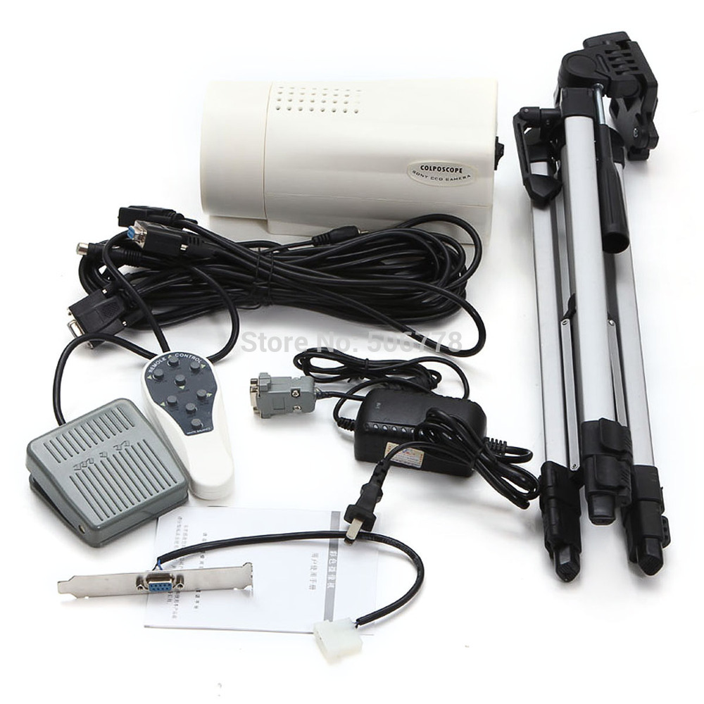 CE FDA Portable Digital Electronic Colposcope Sony 18 month Warranty 2015(China (Mainland))