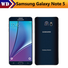Buy Samsung Galaxy Note 5 N920A LTE Cellphones Quad Core 4GB RAM 32GB ROM 5.7 inch 1440x2560 pixels 16MP Camera NFC WIFI Smartphone for $249.99 in AliExpress store