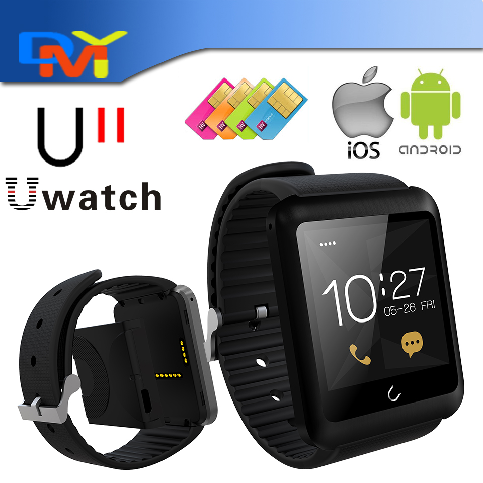 U11 Bluetooth Smart Watch WristWatch <font><b>Gear</b></font> Fit Pedometer Call Reminder for Android Smartphone Mobile Phone <font><b>Samsung</b></font> S5 S4 Note 3 <font><b>2</b></font>