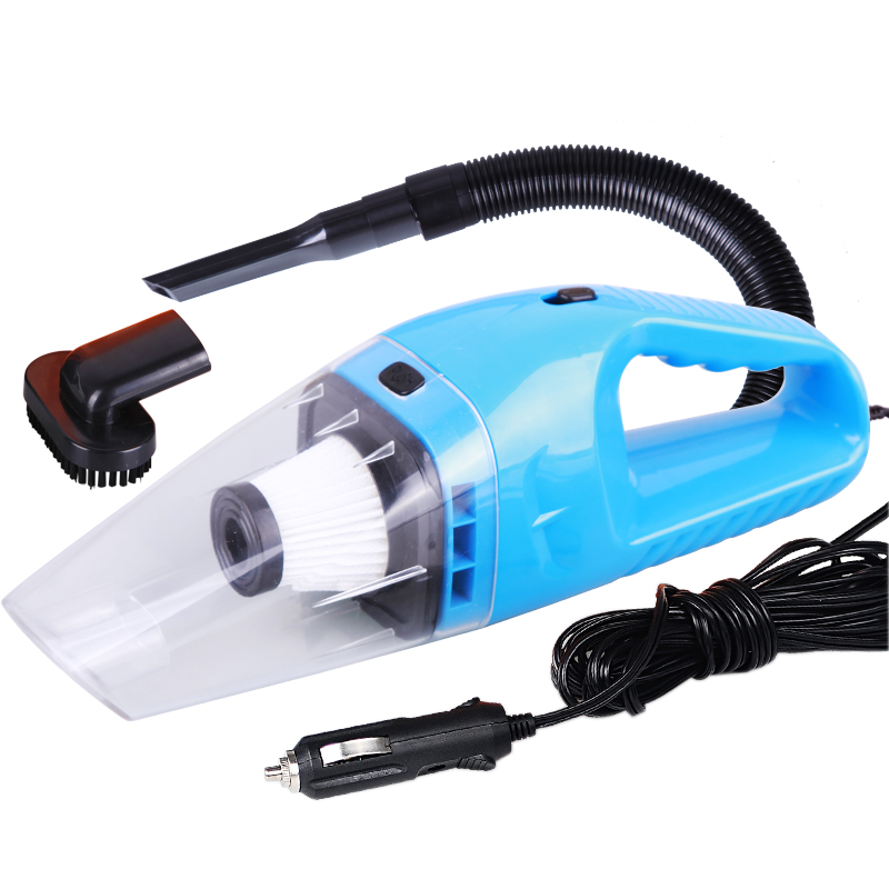 Car Vacuum Cleaner 120 Watt Portable Handheld Cleaner Car dust Wet And Dry strong suction Dual Use Auto Aspirador de po 12V(China (Mainland))
