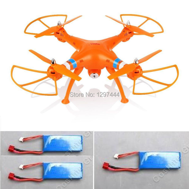 Free Shipping!Syma X5C PRO X8C Venture Big RC Quadcopter Drone Toy w/ 2MP Camera Headless+extral 2pcs of Batteries(China (Mainland))