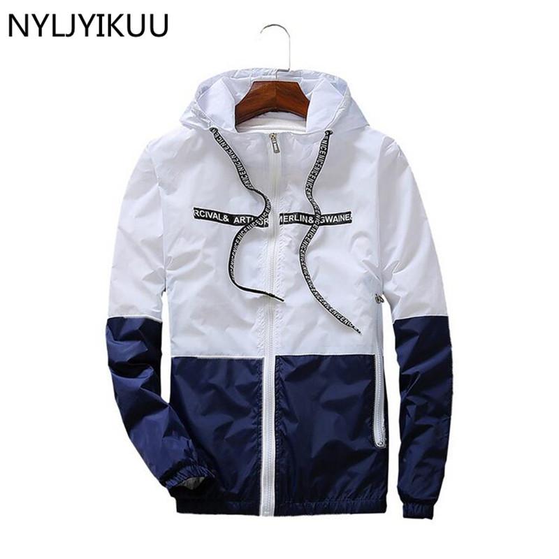 Jackets Women 100% High Quality New Jacket Women's Hooded Women Jacket Fashion Thin Windbreaker Men Outwear good