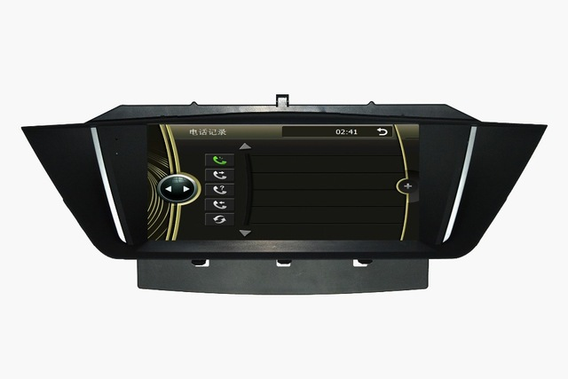 Car DVD Player GPS Navigation System For BMW X1 E84 2009 2010 2011 2012 2013 with TV Radio RDS Audio Video Player Canbus(China (Mainland))