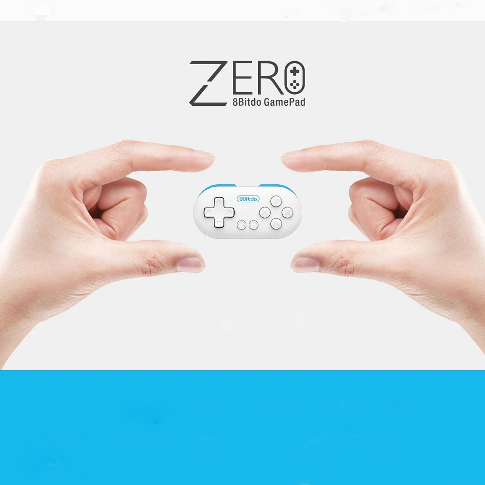 8Bitdo Zero wireless Controller Bluetooth V2.1 game Gamepad for PC Android iOS Window Mac OS system phone with Remote Shutter(China (Mainland))