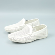 2015 New Arrival Hot Summer style EUR 41-45 Fashion Men Loafers Breathable Soft Flats Shoes Driving Mocassins Free Shipping(China (Mainland))