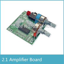 Buy 1pcs 5V 2.1 Channel Stereo Class D Digital Power Amplifier Audio 2.1 Amplifier Board Audio Amplifier Board MP006 for $6.08 in AliExpress store