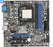 Free shipping 100% original motherboard for MSI 760GM-E51  AM3 DDR3 RAM 16G   Motherboard  Desktop Boards(China (Mainland))