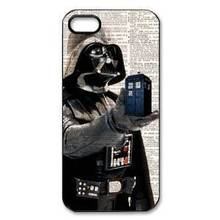 star wars with Doctor Who phone cases for Iphone 4 4s 5 5s 5c 6 6plus Samsung galaxy A3 A5 A7 S3 S4 S5 Mini S6 Edge Note 2 3 4 5
