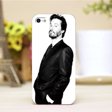 pz0006-1-2-8 Keanu Reeves Design cellphone cases For iphone 4 5 5c 5s 6 6plus Shell Hard transparent Skin Shell Case Cover