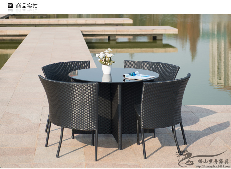 online kaufen gro handel rattan balkon sets aus china rattan balkon sets gro h ndler. Black Bedroom Furniture Sets. Home Design Ideas