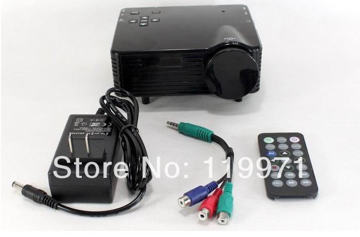 Проектор ACME LZ /80h HDMI AV/VGA/SD/USB LZ-80H проектор unbrand uc28 av hdmi av vga usb sd