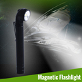 Portable Flashlight Torch Lanterna Led Work Lamp Torchlight with Magnet AA for Camping Fishing Hunting Hiking