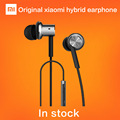 Original Xiaomi Hybrid Earphone Units with Mic Remote In Ear HiFi Earphones With Mic Circle Iron