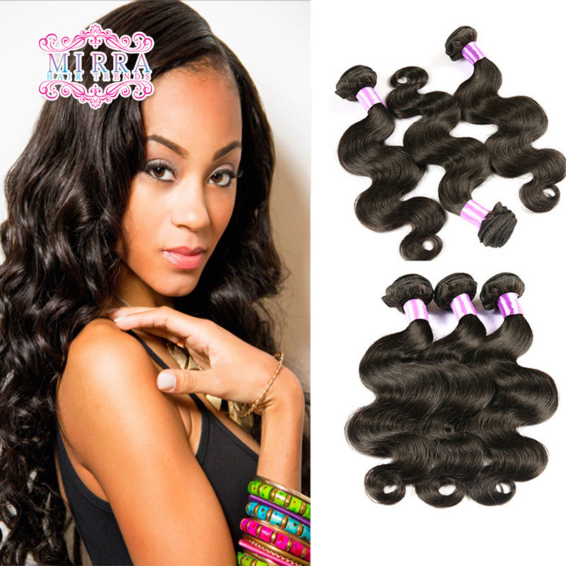 7a Brazilian Virgin Remy Hair Body Wave Crochet Hair Brazilian Hair ...