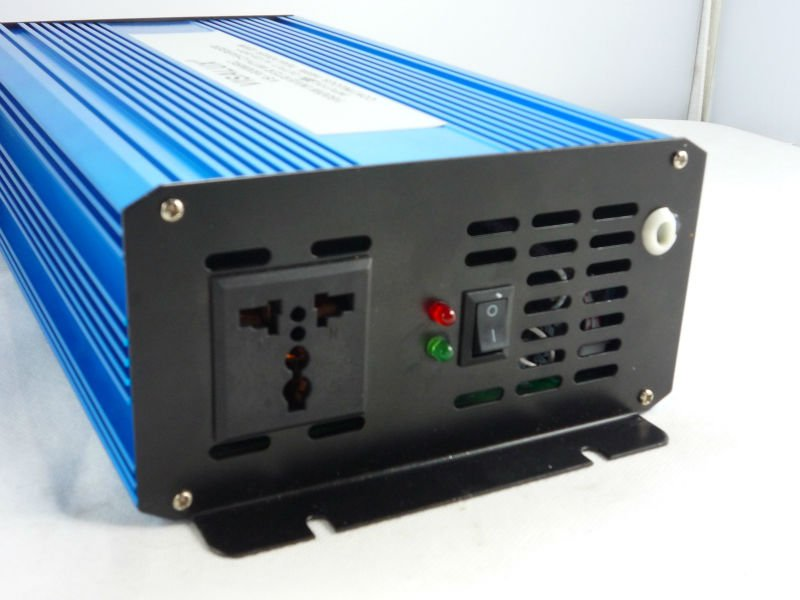 Pure sine wave inverter 1200W 12/24/48V DC input(China (Mainland))